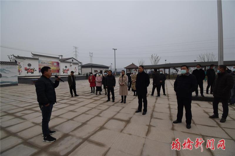 顺河乡人大代表调研区域经济 加快乡村振兴.png